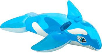 Надувная игрушка-наездник Intex Касатка 58523 туфли provocante туфли на танкетке
