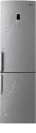 Двухкамерный холодильник LG GA-B 499 ZVSP холодильник с морозильной камерой lg ga b409uqda