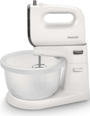 Миксер Philips HR 3745/00 Viva Collection кухонный комбайн philips hr7769 00 viva collection