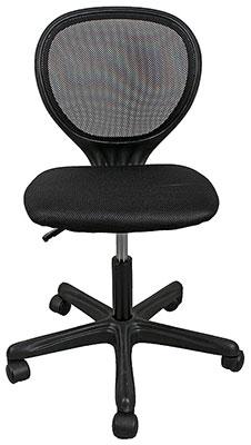 Кресло College H-2408 F-2 черное ткань кресло college bx 3619 черное