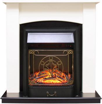 Каминокомплект Royal Flame Baltimore с очагом Majestic BL сл.кость/черный