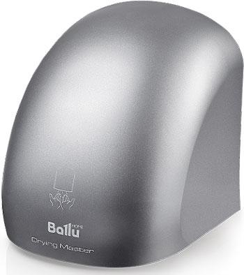 Сушилка для рук Ballu BAHD-2000 DM Silver yours складная сушилка для волос yr8802 профессиональная выдувная сушилка 2000 вт электродвигатель переменного тока с 2 соплами ч