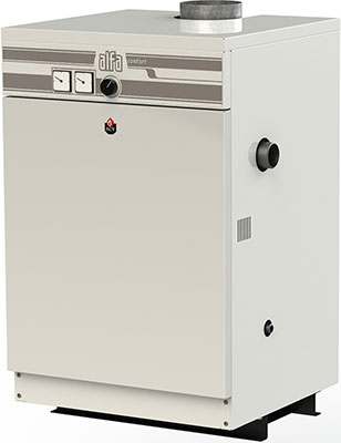 Котел отопления ACV Alfa Comfort 50 v 15 (42 кВт) цена