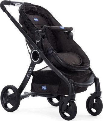 Коляска Chicco URBAN PLUS CROSSOVER 06079214950000 набор аксессуаров chicco urban anthracite