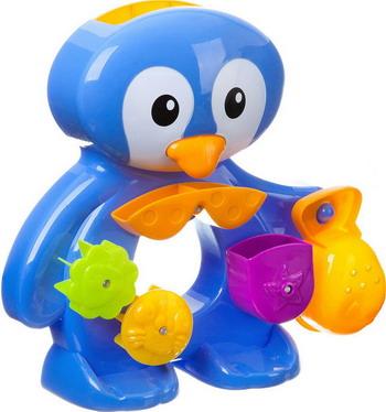 Игрушка для купания Bondibon ВВ1910 игрушка для купания bondibon слоненок вв1873