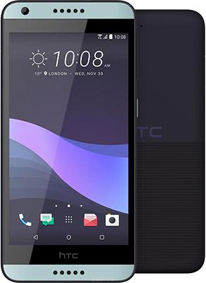 Мобильный телефон HTC Desire 650 EEA Dark Grey смартфоны htc смартфон desire 530 eea