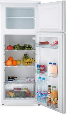Двухкамерный холодильник Artel HD 276 FN белый футболка узбекистан