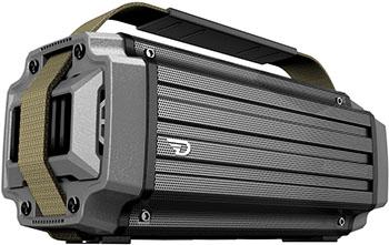 все цены на Портативная акустика DreamWave Tremor graphite