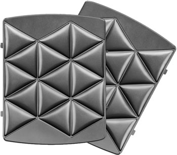 Панель для мультипекаря Redmond RAMB-107 (треугольник) (Черный) черный треугольник