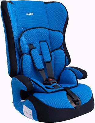 Автокресло Siger Прайм синиий 9-36 кг jd коллекция синиий 16g