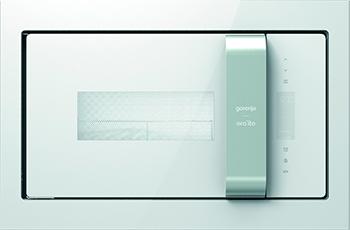 Встраиваемая микроволновая печь СВЧ Gorenje BM 235 ORAW микроволновая печь gorenje mmo20dgeii mmo20dgeii
