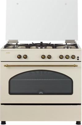 Газовая плита Simfer F 96 GO 52001 комбинированная плита simfer f 96 eo 52001