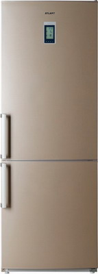 Двухкамерный холодильник ATLANT ХМ 4524-090 ND звёздная пыль двухкамерный холодильник atlant хм 4424 009 nd