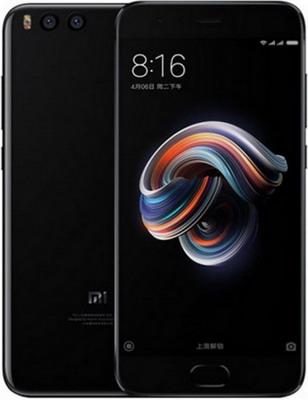 Мобильный телефон Xiaomi Mi Note 3 64 Gb черный мобильный телефон xiaomi mi5s plus 64 gb серебристый