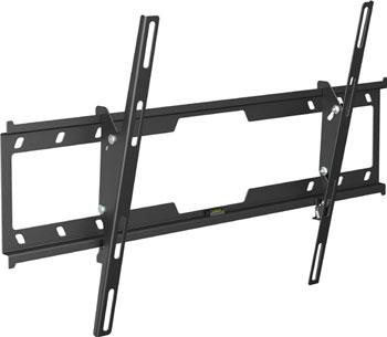 Кронштейн для телевизоров Holder LCD-T 6628-B holder lcd t 6605 b металлик черный глянец