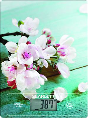 Кухонные весы Scarlett SC-KS 57 P 20 весы scarlett sc bs33e064
