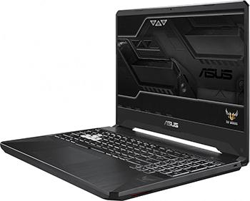 Ноутбук ASUS FX 505 GE-BQ 324 T i7-8750 H (90 NR 00 S3-M 07100) Black