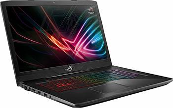 Ноутбук ASUS GL 703 GE-GC 101 i7-8750 H (90 NR 00 D2-M 04360) Black Metal asus zenwatch 2 wi502q metal