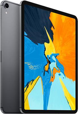 Планшет Apple iPad Pro 11 512 Gb Wi-Fi + Cellular MU1F2RU/A Space Grey apple ipad mini 4 wi fi cellular 32gb space grey mnwe2ru a