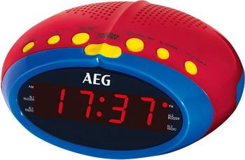 Будильник AEG MRC 4143 цена и фото