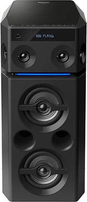 Фото - Музыкальный центр Panasonic SC-UA 30 GS-K черный минисистема panasonic sc pmx70 black sc pmx70ee k