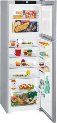 Двухкамерный холодильник Liebherr CTsl 3306 двухкамерный холодильник liebherr cnp 4813