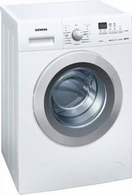 Стиральная машина Siemens WS 10 G 140 OE стиральная машина siemens ws 12 t 440 oe