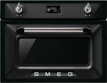 Встраиваемый электрический духовой шкаф Smeg SF 4920 VCN встраиваемый электрический духовой шкаф smeg sf 750 ao