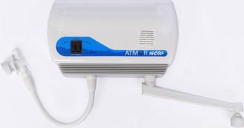 Водонагреватель проточный Atmor NEW 7 кВт кухня электрический проточный водонагреватель atmor new 7 квт кухня