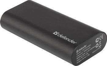 Внешний аккумулятор Defender Lavita 5000 mAh 83632 аккумулятор globusgps gl pb9 5000 mah