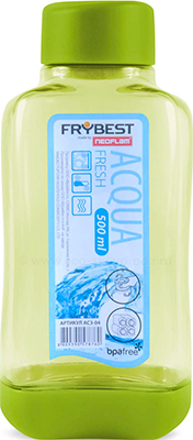 Бутылка Frybest AC3-03 Fresh 500 ml Зеленая