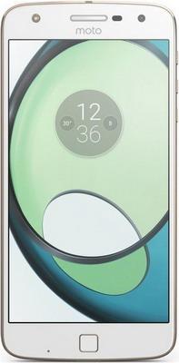Мобильный телефон Motorola MOTO Z Play белый moto z play xt1710 09 white gold