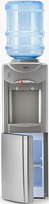 Кулер для воды AEL LD-AEL-326 c silver кулер для воды lesoto 16 l c e blue silver