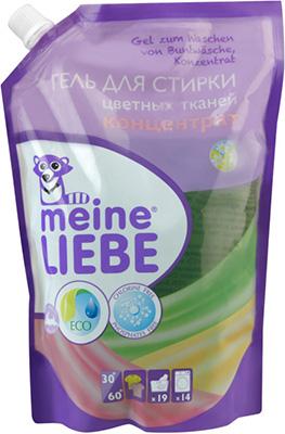 цена Гель для стирки цветных тканей Meine Liebe Концентрат 750 мл cменный блок ML 31118 онлайн в 2017 году