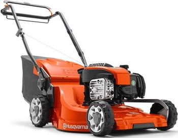 Колесная газонокосилка Husqvarna LC 247 SP газонокосилка робот husqvarna automower 420