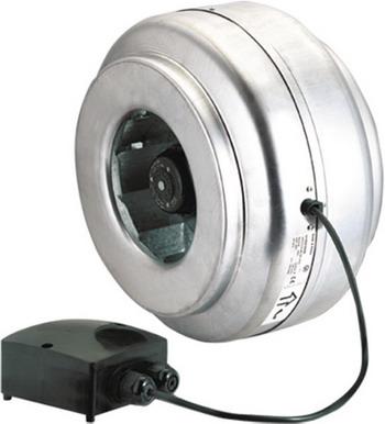 Канальный вентилятор Soler amp Palau Vent-160 L (металл) 03-0101-304 вентилятор канальный solerpalau vent 100l