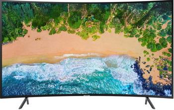 4K (UHD) телевизор Samsung UE-65 NU 7300 UXRU телевизор samsung ue65nu7300 65 дюймов smart tv uhd изогнутый