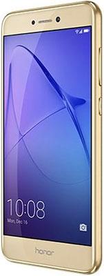 Мобильный телефон Honor 8 Lite 4/32 GB золотистый мобильный телефон oppo f5 4 32 gb золотистый