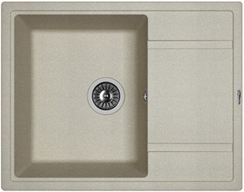 Кухонная мойка Florentina Липси-650 650х510 грей FSm мойка florentina нире 480 грей