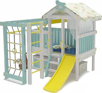 Игровой комплекс-кровать Савушка Baby-1 игровой комплекс кровать савушка baby 5