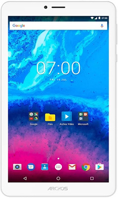 Планшет Archos CORE 70 3G - RED смартфон archos access 50 color 3g 8 гб черный