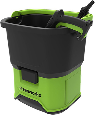 Минимойка Greenworks 40В 5104507 зарядное устройство greenworks 40в