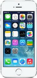 Смартфон Apple iPhone 5S Silver 16 Gb (ME 433 RU/A)