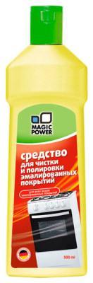 Средство для чистки и полировки эмалированных покрытий Magic Power MP-027 средство для чистки и полировки нержавеющей стали magic power 250 мл