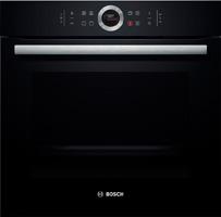 где купить Встраиваемый электрический духовой шкаф Bosch HBG 633 BB1 дешево