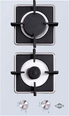 Встраиваемая газовая варочная панель MBS PG-305 White  mbs рe 603bl