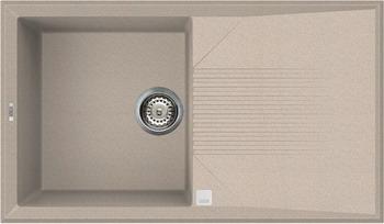 Кухонная мойка Elleci TEKNO 400  granitek (51) Avena LGT 40051 мотовило agp для поводков с пружиной цвет желтый