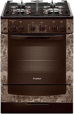 Газовая плита GEFEST ПГ 6500-02 0114 газовая плита gefest 6500 02 0114 коричневый