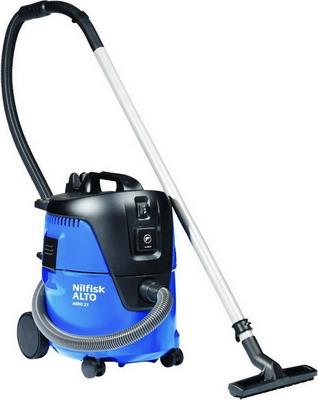 Строительный пылесос Nilfisk AERO 21-21 PC бытовой пылесос nilfisk aero 21 21 pc nil 107406601
