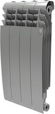Водяной радиатор отопления Royal Thermo BiLiner 500-4 Silver Satin